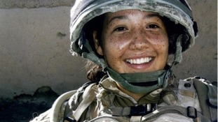 Channing Day was killed on patrol in Afghanistan on Wednesday.