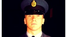 RAF serviceman Corrie McKeague has been missing since 24 September.