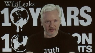 Julian Assange: WikiLeaks to release a million files related to three governments and US election