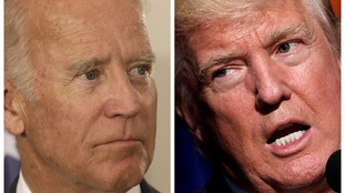 Joe Biden brands Donald Trump 'ignorant, out of touch and unpatriotic' in scathing attack