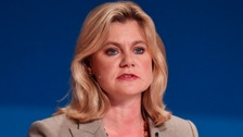 Education Secretary Justine Greening