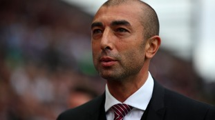 Roberto Di Matteo has released a statement saying he is disappointed to have left Aston Villa so soon.