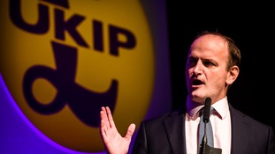 Douglas Carswell is UKIP's only MP.