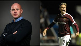 Rob Page (left) and Matty Taylor (right) are both in contention for awards.