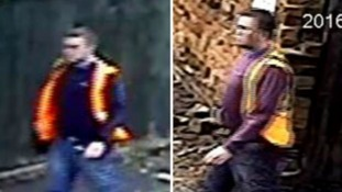 CCTV images released after elderly man attacked in alleged distraction burglary