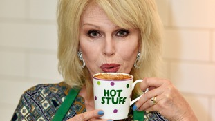 Joanna Lumley: Wolf whistling isn't sexist - it's a compliment