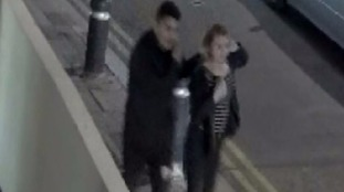 Appeal after woman 'manhandled' into car