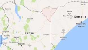The attack happened in Mandera county.