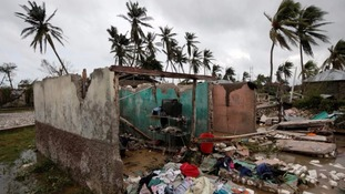Hurricane Matthew: Trail of destruction left in Haiti