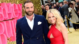 Kylie Minogue and fiance Joshua Sasse vow not to marry until same-sex marriage is legal in Australia