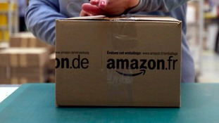 Online retail giant Amazon