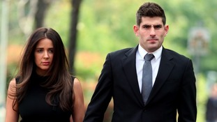 Woman 'hysterical' hours after alleged rape, Ched Evans trial told