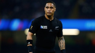 New Zealand rugby player apologises for toilet encounter