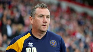 Shrewsbury Town confirm Micky Mellon has left the club