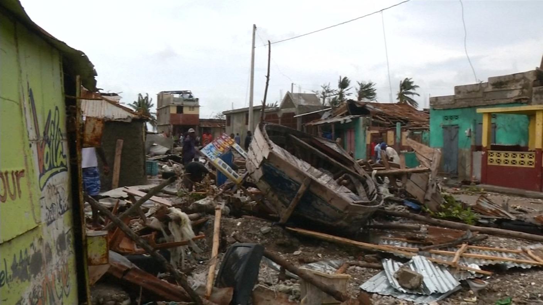 hurricane matthew death toll  u0026 39 now over 100 u0026 39