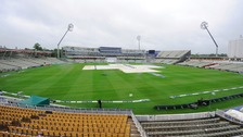 Edgbaston will host the first day/night test match next March.