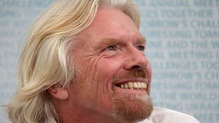 Branson backs new runways