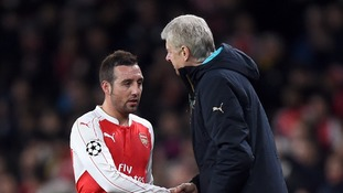 Santi Cazorla: Arsene Wenger not hinted he will quit Arsenal soon
