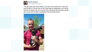 Nicola Urquhart uploaded this post to Facebook