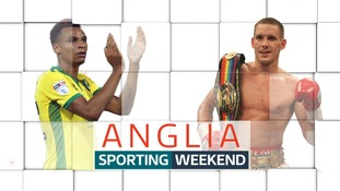 It promises to be an exciting weekend of sporting action.