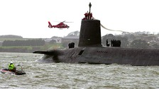 The Vanguard class, which carries the UK's nuclear deterrent, will be replaced from 2028
