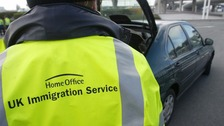 UK Immigration Service official