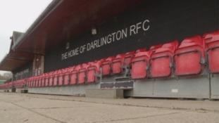Darlington Football Club to return home by December