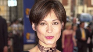 Leah Bracknell who played Zoe Tate in the soap