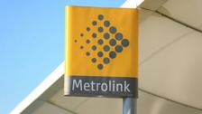 The victim was seriously injured in the attack on the tram near Beswick.
