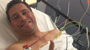 Ukip MEP Steven Woolfe 'was punched in the face', examination suggests