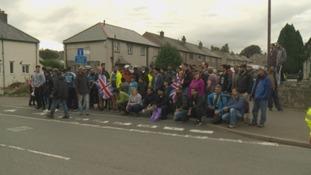 Muslim group return to help Cumbria flood victims