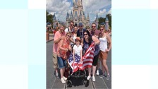 The Kirsopp family in Florida