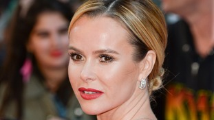 Amanda Holden rushes to sister's bedside after car crash left her in intensive care