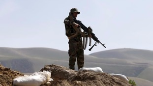 Eight killed as army helicopter crashes in Afghanistan
