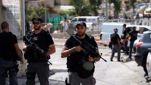 Two dead and six injured in Jerusalem drive-by shooting