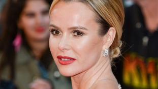Amanda Holden rushes to sister's bedside after Cornwall car crash