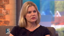 Justine Greening appears on Peston on Sunday.
