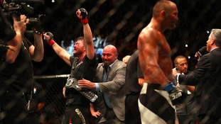 Bisping weathers storm to retain UFC world championship