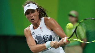 Sussex tennis star Konta loses final of Chinese Open