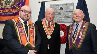 Orange Hall opening