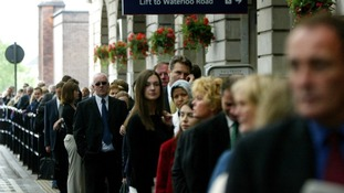 Transport could be London's achilles heel