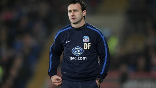 Dougie Freedman will be officially unveiled by the club after his protracted move from Crystal Palace