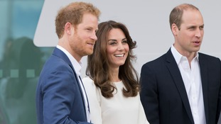 Duke, Duchess and Prince Harry to mark World Mental Health Day