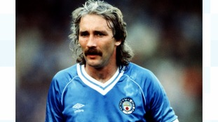Former Manchester City footballer Gerry Gow dies from cancer