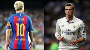 Lionel Messi and Gareth Bale both donated shirts.