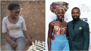 Queen of Katwe: Ugandan chess champion's story told in new film