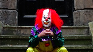 Police are issuing warnings over the  latest 'clown craze'