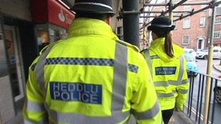 Dyfed Powys Police to close seven stations