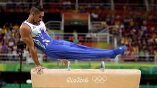 Olympic gymnast Louis Smith 'deeply sorry' for 'offensive' video which appears to show him mocking Islam