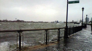 The East River of Manhattan